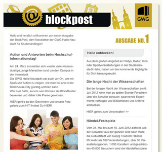 Blockpost Newsletter
